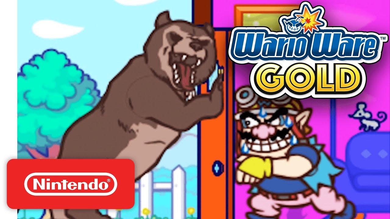 WarioWare Gold - Accolades Trailer - Nintendo 3DS