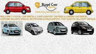Royal Cars Rental Corfu Greece(, 2015-10-22T13:10:06.000Z)