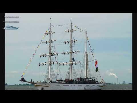 INS TARANGINI - Special Purpose - India  (Корабли и суда мира.Слайдшоу)