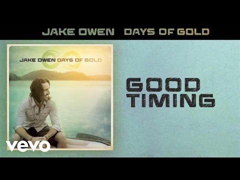 Jake Owen - Good Timing (Audio)