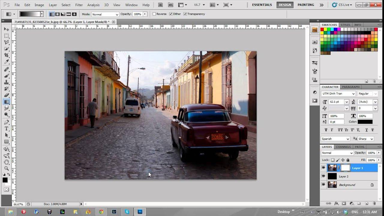 xóa phông bằng photoshop sao cho hiệu quả?  | HPphotoshop.com