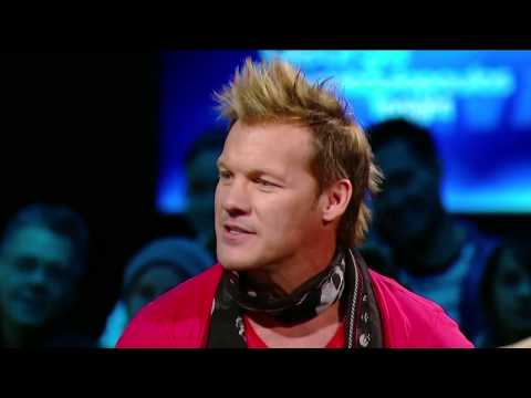 The Panel: Chris Jericho, Kaillie Humphries and Gilson Lubin on GST (11/25/13)