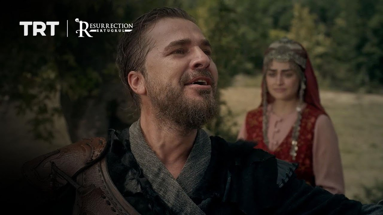 Ertugrul discovers he is going to be a father