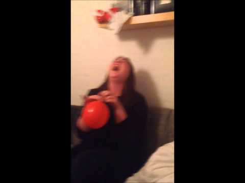 Funniest Laugh Ever On Laughing gas nitrous oxide N2O.