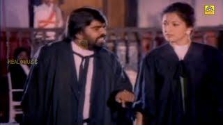வக்கீல் வேடத்தில் வழக்கில் வாதாட இவரை அடிச்சிக்க யாருமே இல்லை # T. Rajendar Super Scenes