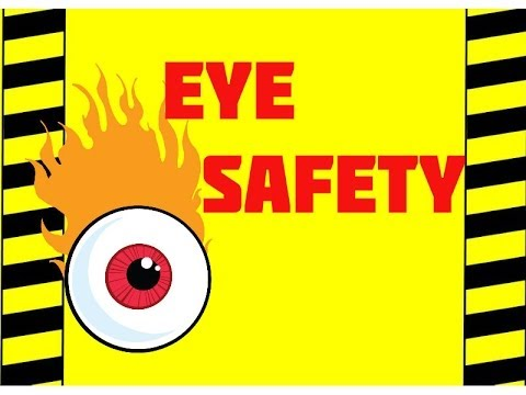 Eye Safety - Safety Eyewear - Eye Injury Prevention