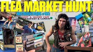 FLEA MARKET ADVENTURE #133 (Retro Video Games, Vintage Toys)