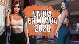 DIA EN LA VIDA DE UNA MODELO FITNESS l 2020