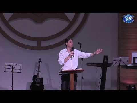 Pregação Pr. Carlos Alexandre  