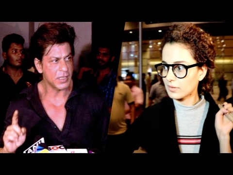 EXCLUSIVE: Shah Rukh Khan Says NO To Work With Kangana Ranaut In His Next!