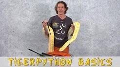 Reptil TV - Folge 92 - Tigerpython Basics