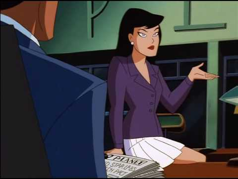 Clark Kent reveals his identity (HQ original)