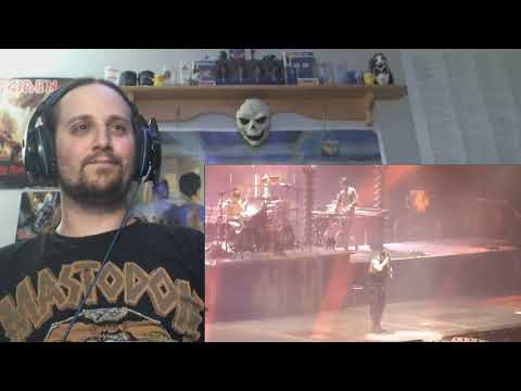 Rammstein - Liebe Ist Fur Alle Da (Live Paris 2009) (Reaction)