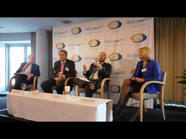 1/26/17 Border Adjustment Taxes, Tax Reform and Trade: Panel 1 Discussion and Q&A