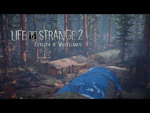 Life is Strange 2: Episode 3 Wastelands Xbox One X No Commentary Walkthrough