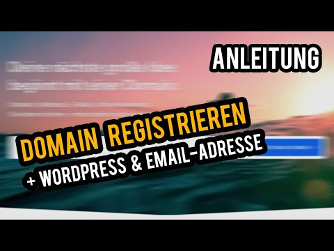 Domain registrieren - Domain Check & Domain kaufen (Mit Email Adressen)