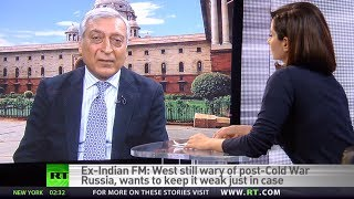 'West scared of BRICS as it has no control over it' - Ex-Indian Foreign Secretary