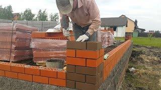 Bác thợ xây xây tường ĐẲNG CẤP nhất thế giới - Đẹp không chê vào đâu được