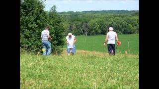 Dowsing for Unmarked Graves