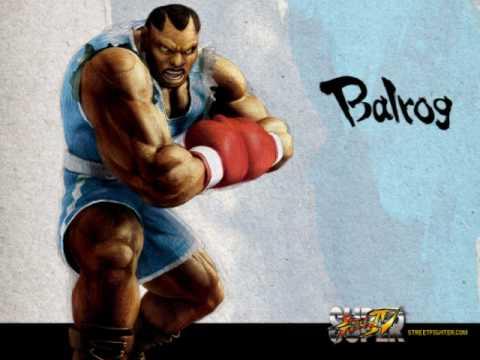 Super Street Fighter IV - Theme of Balrog