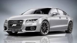 ABT Sportline Audi AS7 2012 Videos