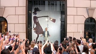Window Shopping in NYC!