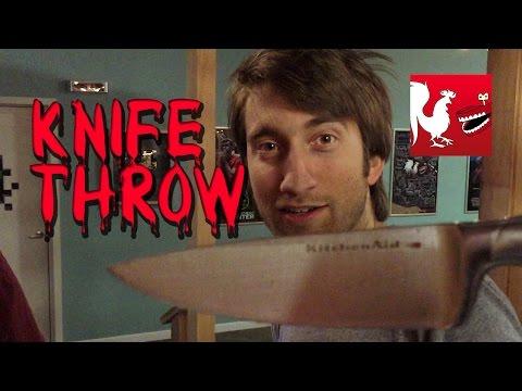 RT Life - Gavin Free: Knife Thrower