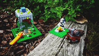 Lego Clash of Clans Crusher (Builder Base mocs part 1)