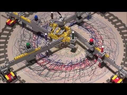 LEGO Art Machine 2  ... by üfchen
