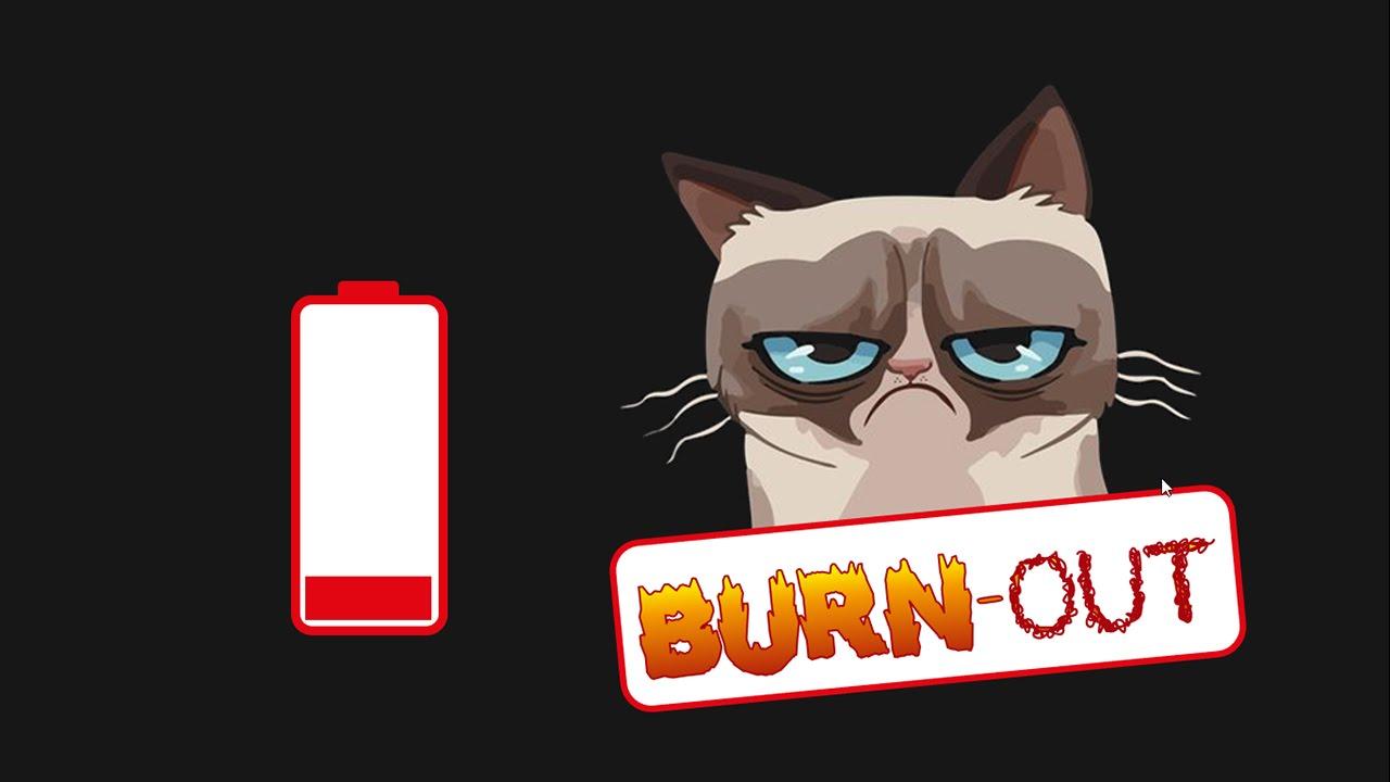 NON, le burn-out n'est pas une pile qui se vide !