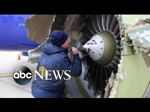 The search for answers after Southwest plane's emergency landing