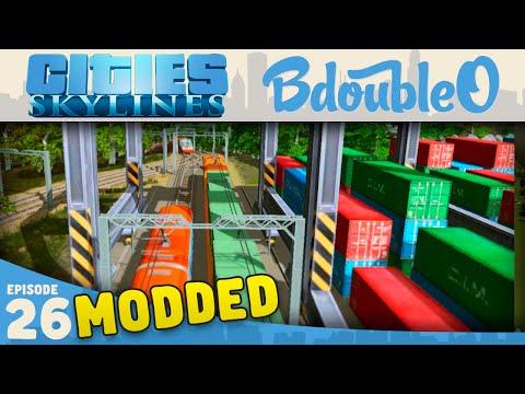Cities Skylines Mods :: MAJOR TRAIN JAM! Part 26 [Cities Skylines Gameplay]