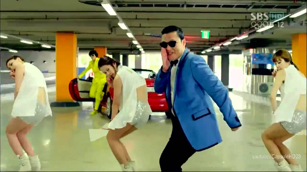 Gangnam Style (PSY) - HD Video Song