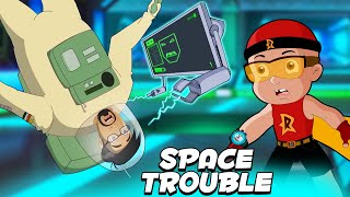 Mighty Raju - Aryanagar Spaceship in Trouble | Fun Kids Videos | Fun Cartoon Kids in Hindi