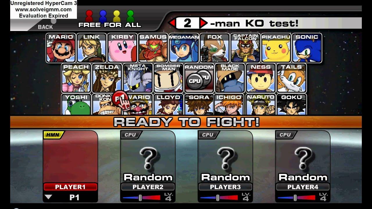 Super Smash Flash V 9