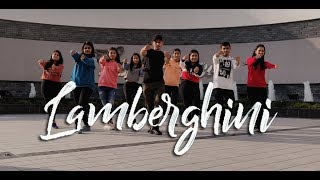 Lamberghini   The Dance Centre Choreography