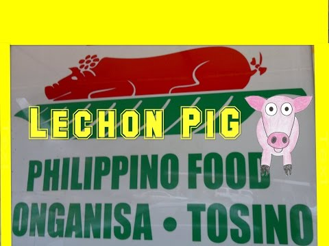 Cooking lechon Baboy in Cebu with Foreigner-HOW TO COOK LECHON