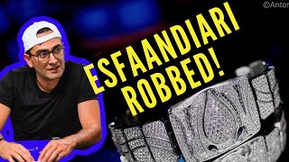 PokerNews Week in Review: Esfandiari Robbed in Las Vegas