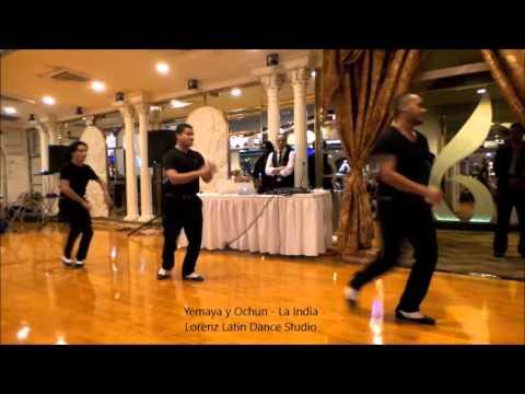 Yemaya y Ochun- La India - Lorenz Latin Dance Studio