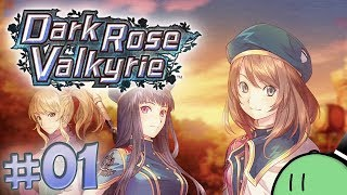 Dark Rose Valkyrie | #1 - Basically Omega Quintet