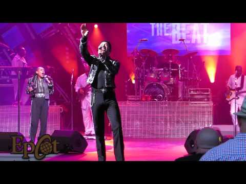 The Commodores  Night Shift  Epcot Food and Wine 2014
