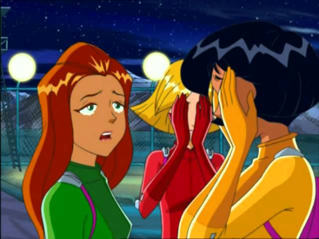 Totally Spies! Seizoen 02 - Aflevering 42 - S.P.I