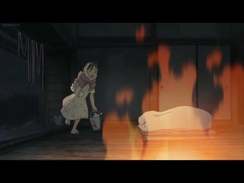 【この世界の片隅に】すずさんが火を消すシーン