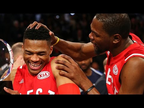 """Kevin Durant & Russell Westbrook Are """"Cool"""" Again"""