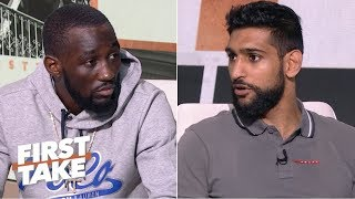 I'm going to prove everyone wrong – Amir Khan on bout vs. Terence 'Bud' Crawford | First Take
