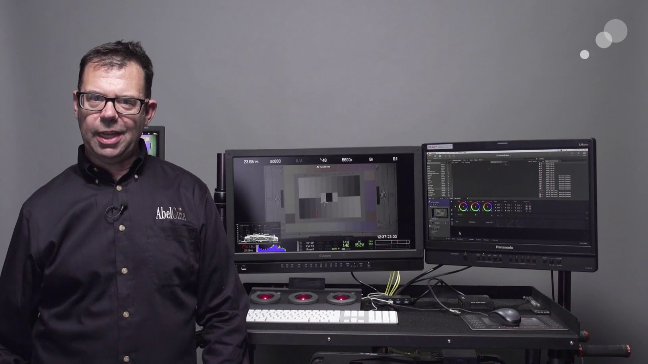 At the Bench: Loading LUTs on a RED with IPP2 Workflow - YouTube