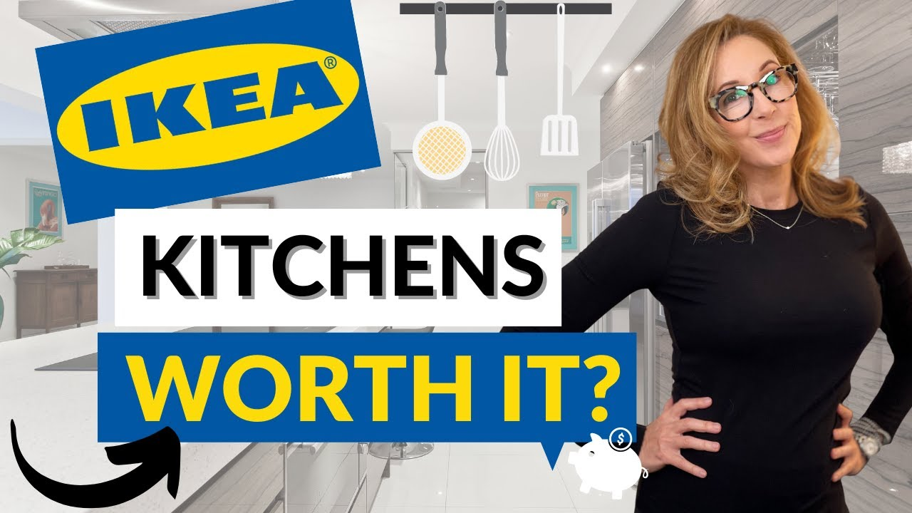 ARE IKEA KITCHENS WORTH IT?! (You be the JUDGE)