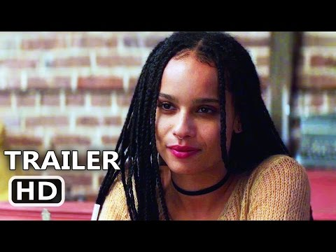 VINCENT N ROXXY   2017 Zoë Kravitz, Emile Hirsch Thriller Movie HD