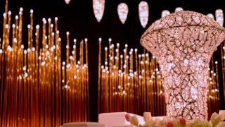 Arabic Wedding Oscar Theme in Madinat Jumeirah Arena Ballroom by Olivier Dolz Wedding Planner Dubai