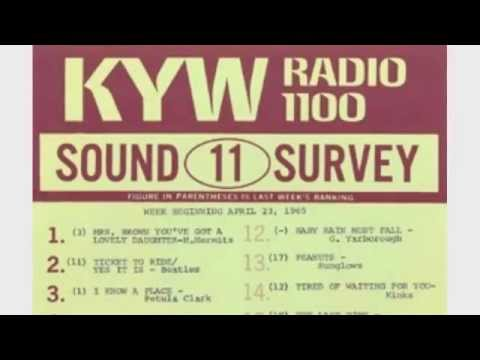 KYW 1100 Cleveland - Jingles - 1950s